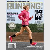 One Year of Running Times Magazine $5.99