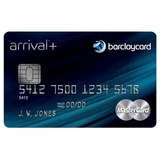 Barclaycard Arrival Plus: $400 for Travel