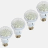 4pk 5W LED Bulbs $13 Shipped