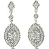 1/3ct Diamond Dangle Earrings $50 + FS