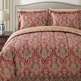 Macy's 8pc Comforter Set, All Sizes $40