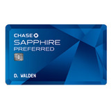 Sapphire Preferred $500 in Travel Rewards