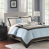 Madison Park 5pc Duvet Cover Set from $40