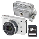 Refurb Nikon 1 J3 Camera Bundle $219 + FS