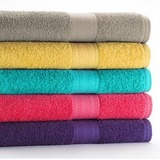 Kohl's: Big One Brights Bath Towels $3