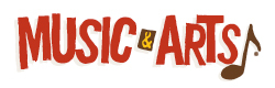 Music & Arts Store Logo