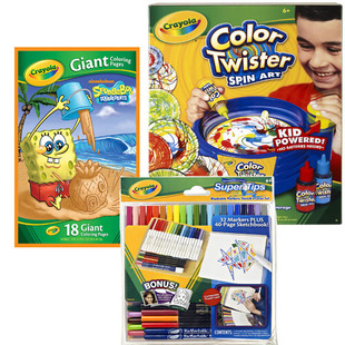 Crayola Store deals