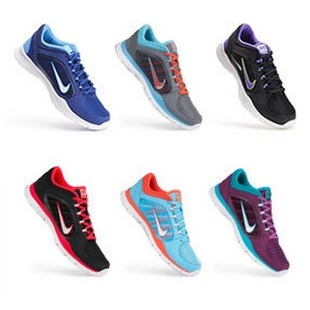 Women's Nike Flex Cross-Trainers Athletic Shoes is now available at a sale price of $59.99 which was originally $65.00