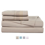 Shopko microfiber sheet set
