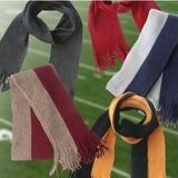 Football muffler scarves clearance sale