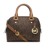 Kors jet set small logo satchel