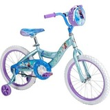 18in huffy disney frozen girls bike