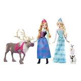Frozen dolls walmart