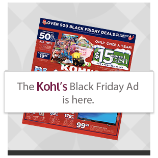 Kohl's deals