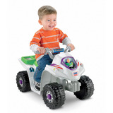 Fisher price power wheels toy story 3 lil quad