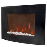 1500w electric wall mounted fireplace