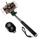 Selfie Stick & Bluetooth Remote $9