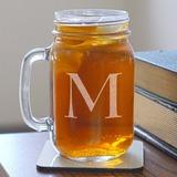 Mason jar initial 4 15 15