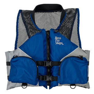 Bass pro fishing life jacket 20 for Bass fishing life jacket