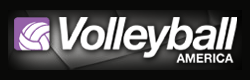Volleyball america logo