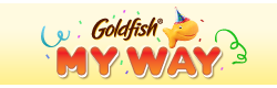 Goldfish my way logo