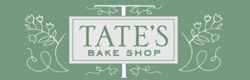 Tates bake shop logo