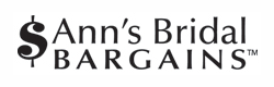Anns bridal bargains logo