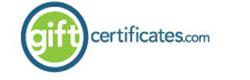 Gift certificates logo