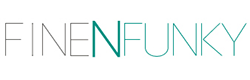 Fine n funky logo