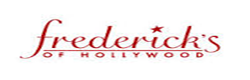 Frederick's of Hollywood coupons