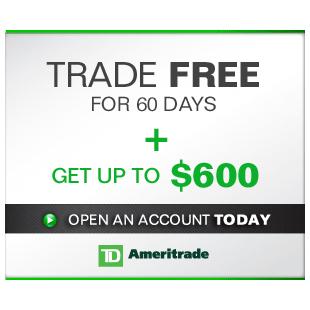 TD Ameritrade deals