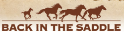 Back In The Saddle Coupons and Deals