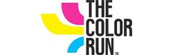 The color run logo
