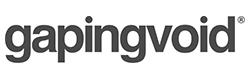 Gapingvoid logo