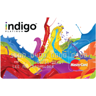 Indigo Card deals