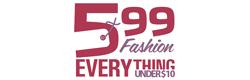 599 fashion logo