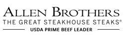 Allen bros steaks logo