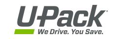 Upack logo