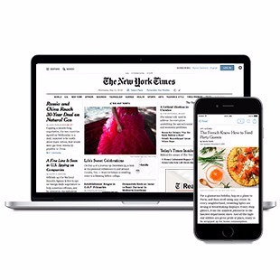 New York Times deals