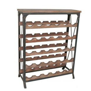 home decorators collection deals barolo wood wine rack 75 shipped 11422