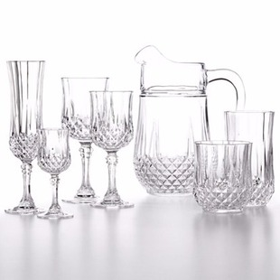 Piece Longchamp Double Old Fashioned Glasses