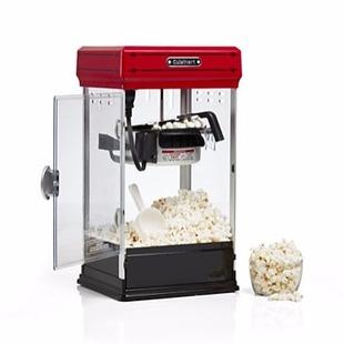 cuisinart red popcorn maker 80 shipped. Black Bedroom Furniture Sets. Home Design Ideas
