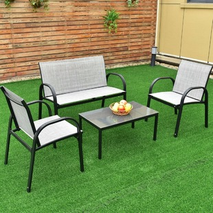 4pc Patio Set $89 Shipped