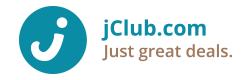 jClub.com coupons