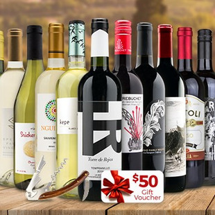 Heartwood & Oak Wines deals