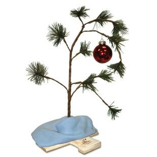 charlie brown christmas tree 10