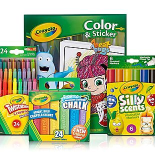 Crayola deals