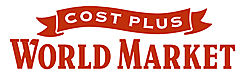 Cost plus world market logo