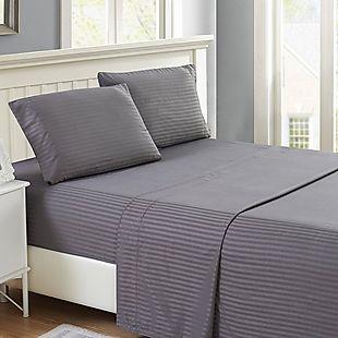 3 4pc Bed Sheet Set $16 $19 Shipped